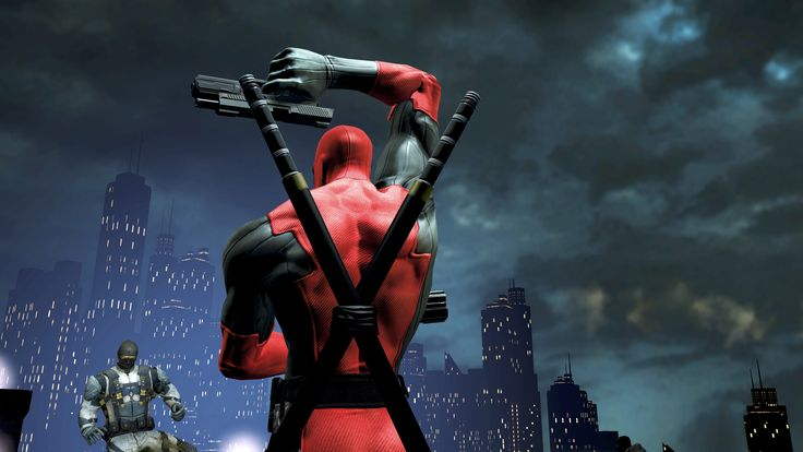 5120x2880px deadpool hd wallpaper by Orton Fletcher