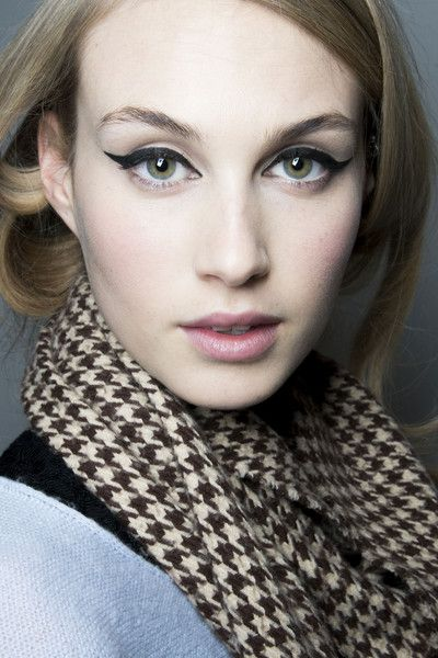 Cuschnie Et Ochs Fall 2014 Backstage Hairstyles Amp Make