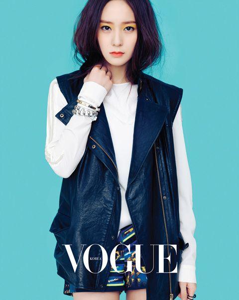 Krystal Jung ★ f(x) - Vogue Magazine
