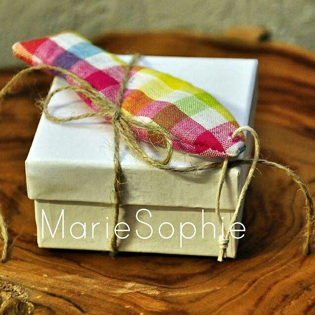 Fish box#μπομπονιέρα#www.mariesophie.gr