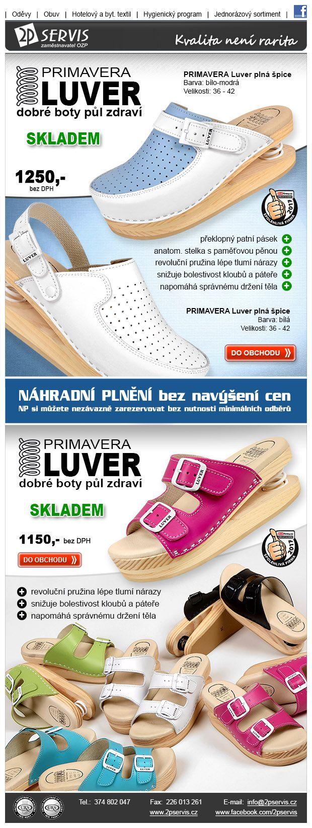 ★ Odpružená Primavera Luver botička = pohodová chůzička ★