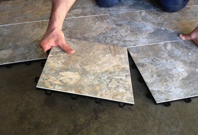 Basement Flooring 101 - Bob Vila.  Good article about flooring choices for the basement.