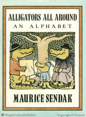Alligators All Around by Maurice Sendak