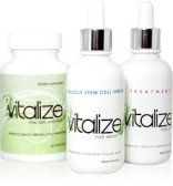 Vitalize Hair Follicle Stem Cell Serum – Say No To Hair Loss