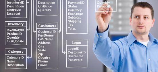 Struktur Data dan Kunci Relasional Basis Data Serta Contoh