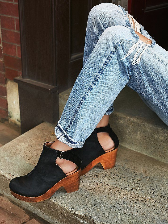 FP Collection Amber Orchard Clog at Free People Clothing Boutique