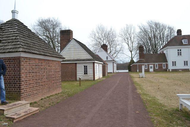 Особняк Вильяма Пенна - Пенсбери, Моррисвиль, Пенсильвания (Pennsbury Manor, Morrisville, PA)