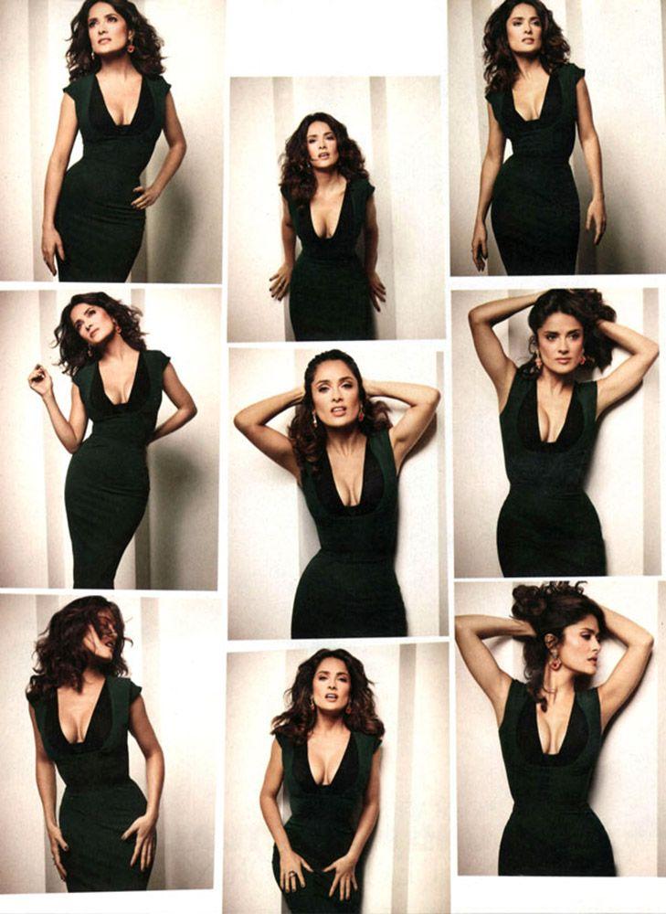 Salma Hayek for 'Latina' Magazine November 2011