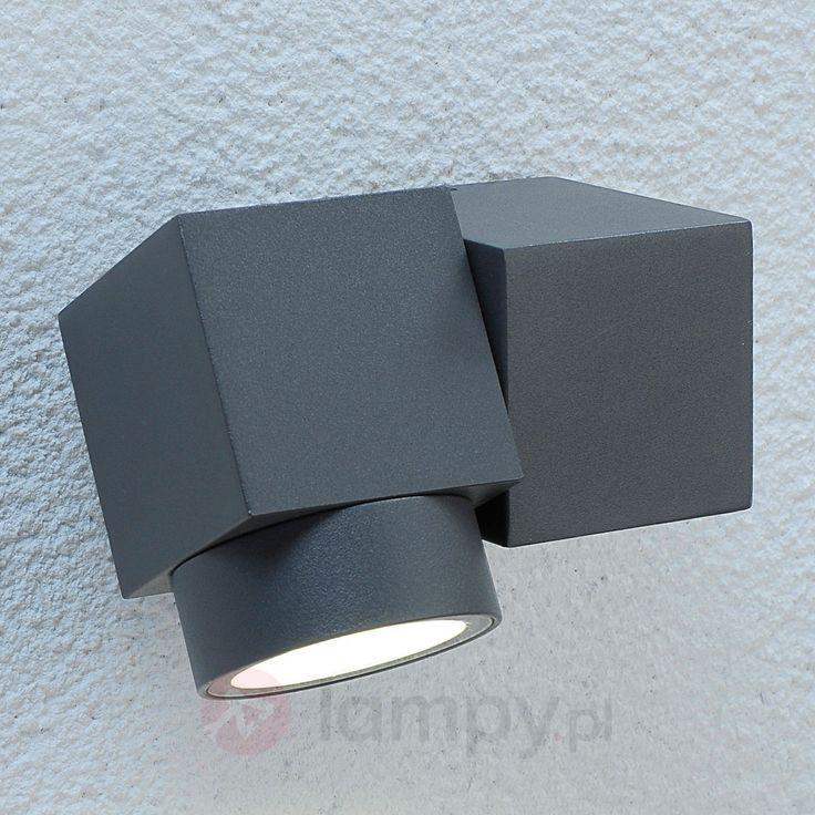 Ruchomy zewnętrzny reflektor LED LORELLE 9618048