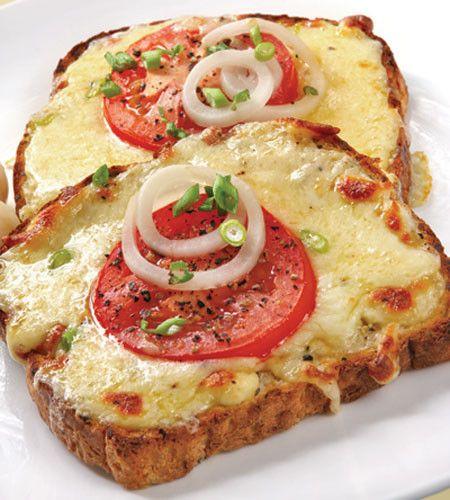 Pan con quepan con queso griyeso Gruyère