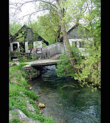 walter espedito trento: il mulino di Bihač