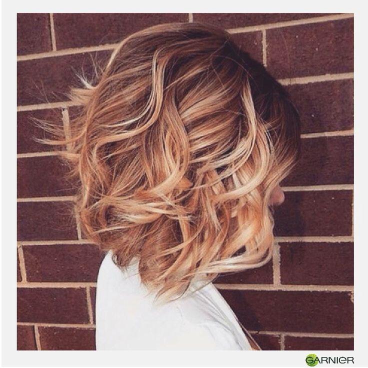 Haircut shot moder wavy