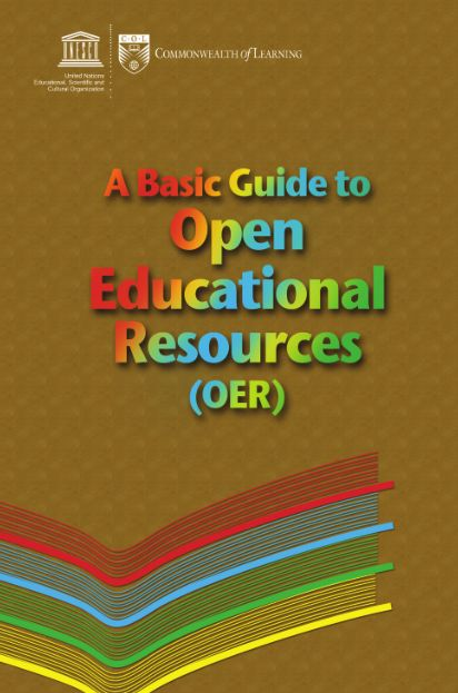 A Basic Guide to Open Educational Resources (OER) http://www.col.org/resources/publications/Pages/detail.aspx?PID=357