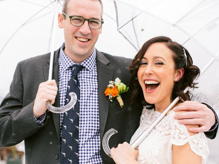 Wedding Insurance 101 | Photo by: Our Labor Of Love | TheKnot.com