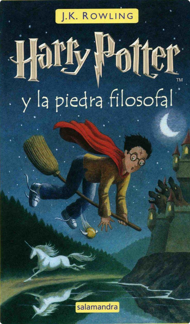 Harry Potter y la piedra filosofal   -LEIDO: