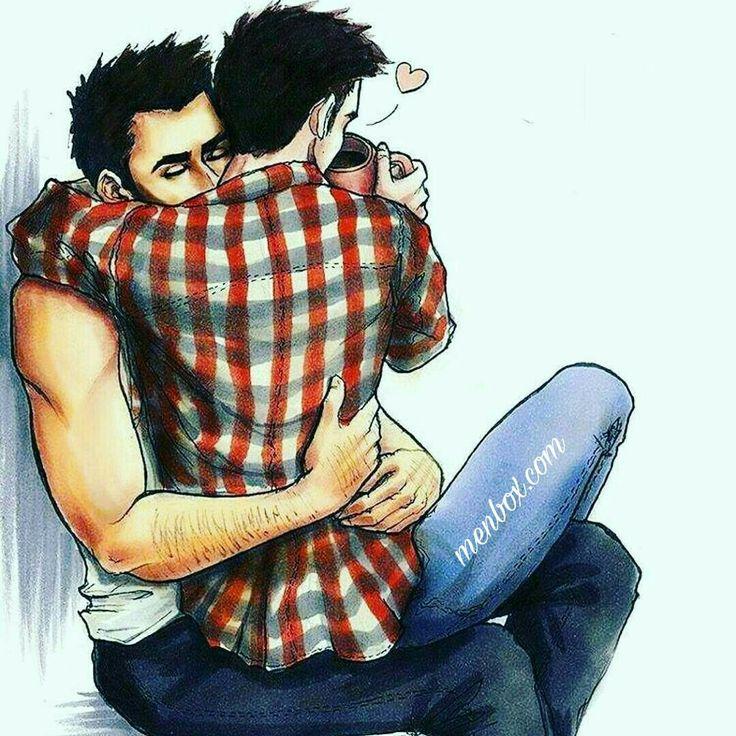 46 Best Gay Art Images On Pinterest  Sterek Fanart, Gay Art And Teen -3799