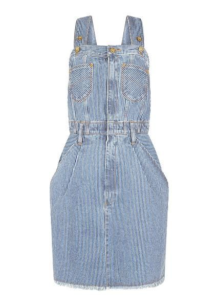 Lee Dungaree Dress – House of Holland