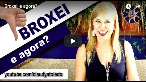 Novo post - Broxei, e agora? - foi publicado por Claudya Toledo  - Broxei, e agora? Saiba o que fazer caso isso aconteça com seu namorado. Assista ao vídeo de Claudya Toledo matchmaker e especialista em relacionamentos e siga todas as dicas.  Assista, curta, compartilhe, incorpore em seu site e não esqueça de curtir nosso canal e ficar por dentro de tudo sobre r... - https://claudyatoledo.com.br/broxei-e-agora/