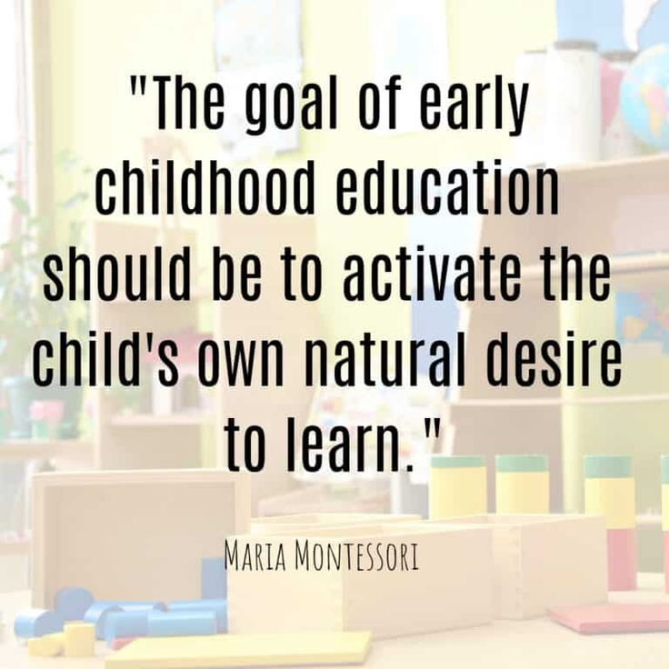 30 Maria Montessori Quotes that will Inspire Any Mama!