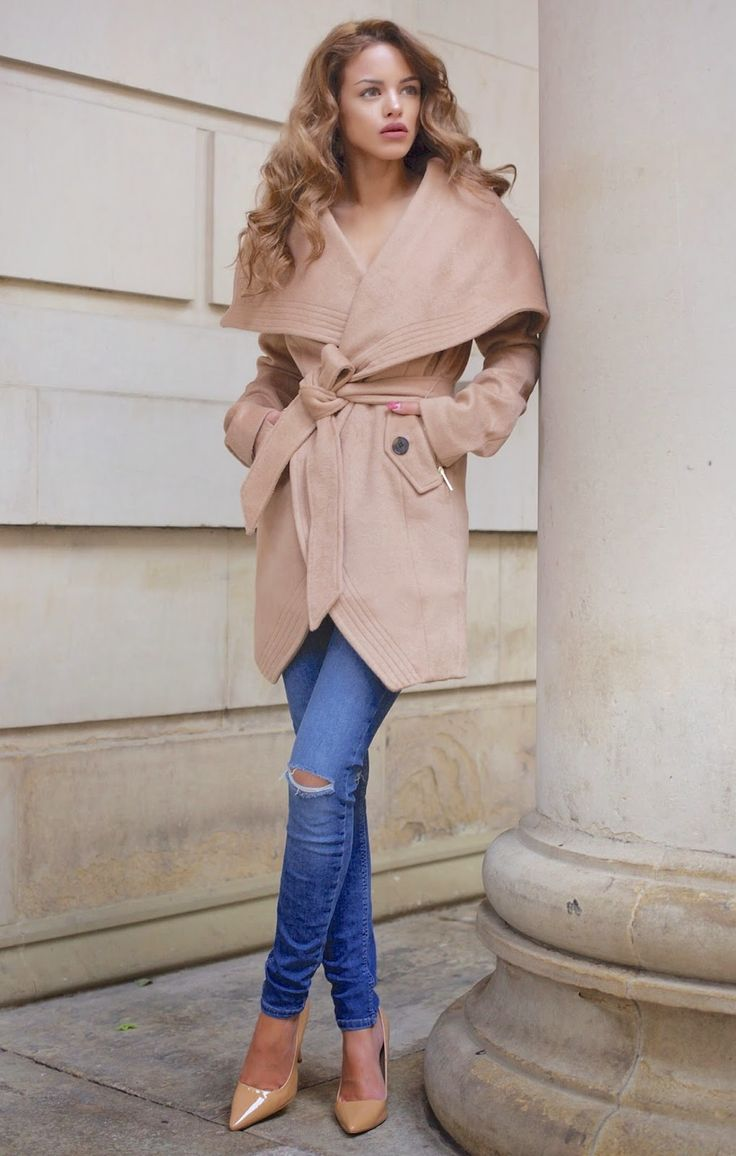 Nada Adelle - KARDASHIAN KOLLECTION COAT