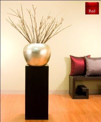 Extra Large Vase 15 Inch W X 12 Tall Available Only GreenFloralCrafts