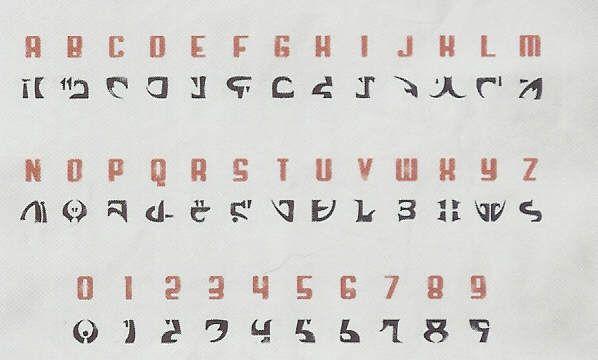 lilo and stitch alien language - Google Search