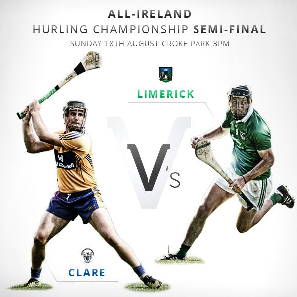 All-Ireland Hurling Championship 2013: Clare V Limerick