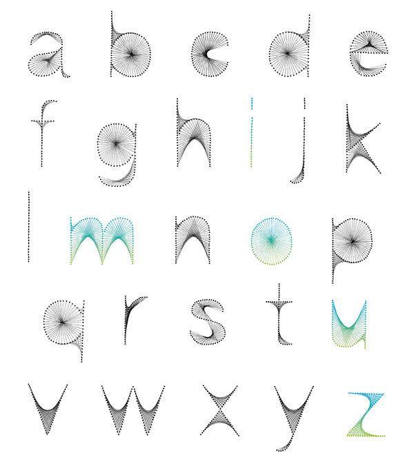 30 Typographies magnifiques et colorées