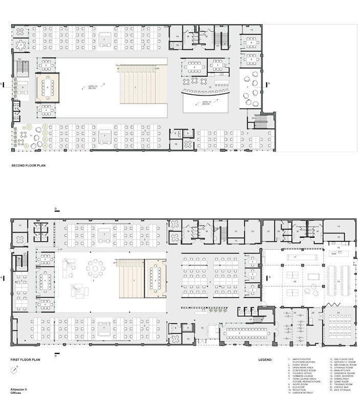 150 besten plans sections bilder auf pinterest for Innenraumdesign studium