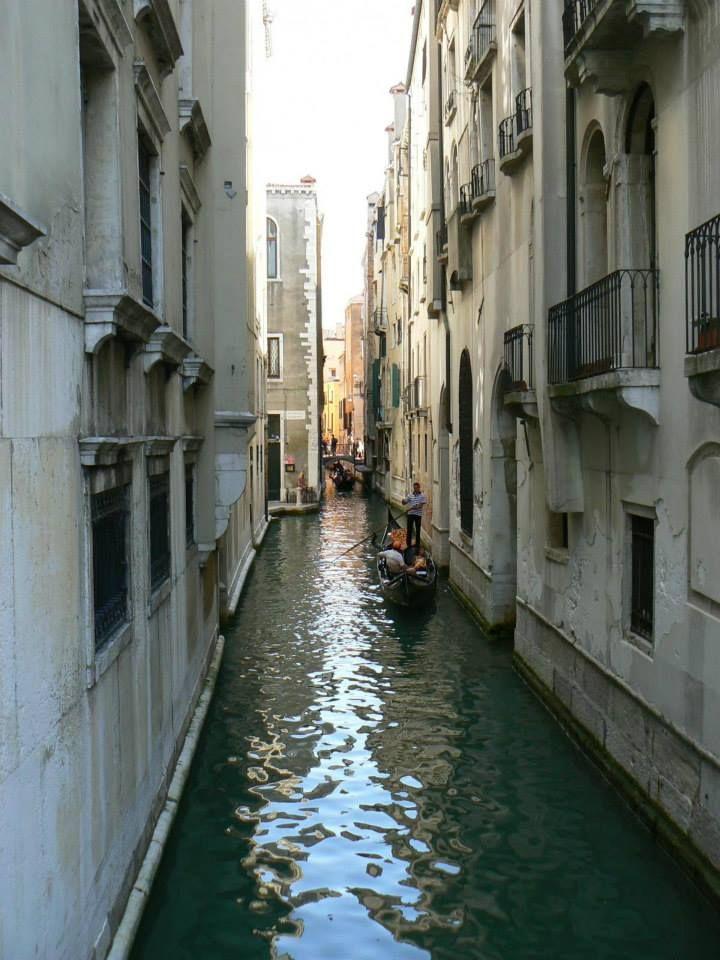 Venetian perspective...   Photo: Beata B.