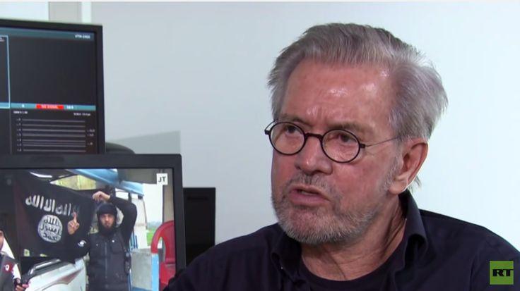 Jürgen Todenhöfer sammelte mit seiner Reise in das IS-Kalifat einzigartige…