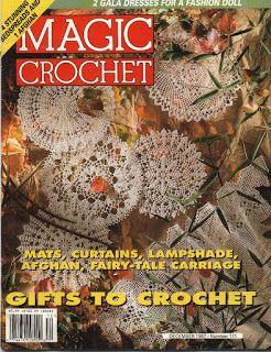Free Crochet Patterns: Magic Crochet No. 111