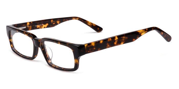 Tortoise Cad -  Classic Plastic Eyeglasses