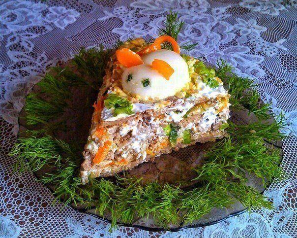 Печеночный торт из куриной печени с грибами и морковью Очень вкусно! Ингредиенты Печень куриная 1 кг. Яйцо куриное 4 шт. Молоко 100 мл. Соль пищевая по вкусу Перец...