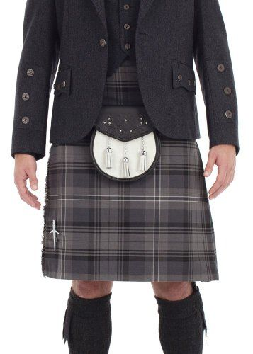 "Mens Scottish Hamilton Grey Tartan Kilt Size: 30"" - 32"" Macdonald Sporrans http://www.amazon.com/dp/B007RBBZUO/ref=cm_sw_r_pi_dp_rUq7tb0GPTS6H"