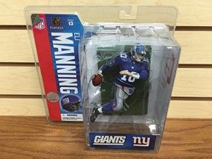 Eli Manning NEW YORK GIANTS McFarlane NFL Action Figure Series 13