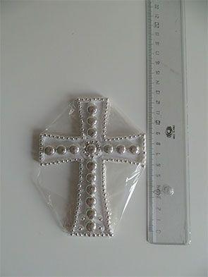 Σταυρός διακοσμητικός  διαστάσεων 12,5 χ 9,5 εκ.