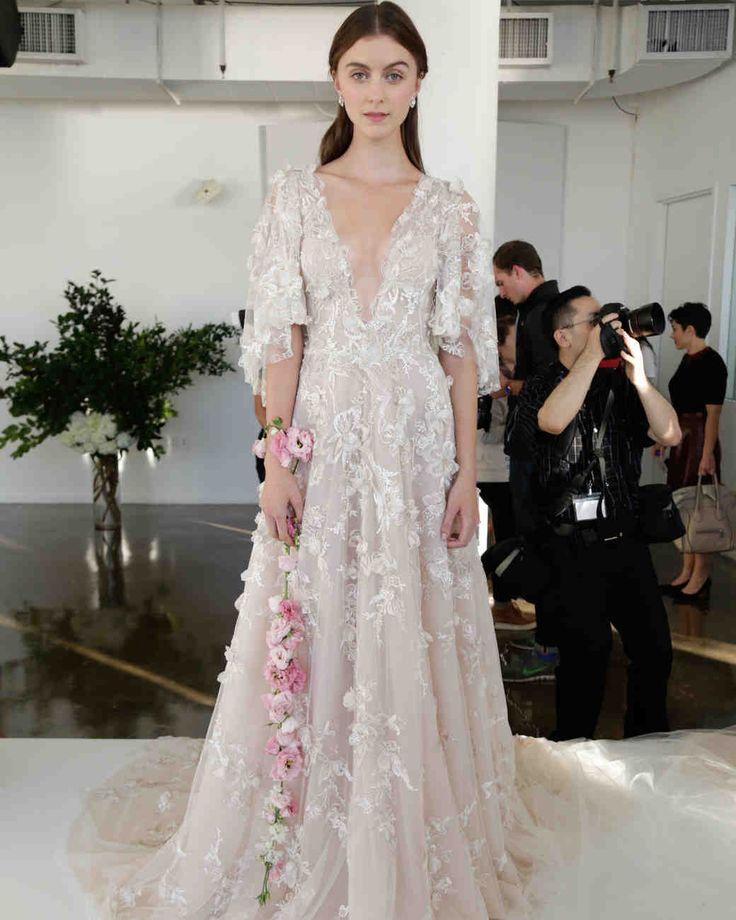 Marchesa Spring 2017 Wedding Dress Collection: 30 Best Color Me: Blue Images On Pinterest