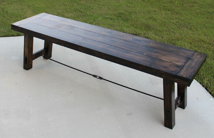 Ginger & The Huth: DIY Benchright Bench