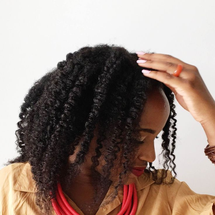 How I Achieve A Flawless Braid Out On My 4 C Hair (Video)!! http://www.cravingyellow.com/home/2016/flawless-braid-out-on-4c-hair