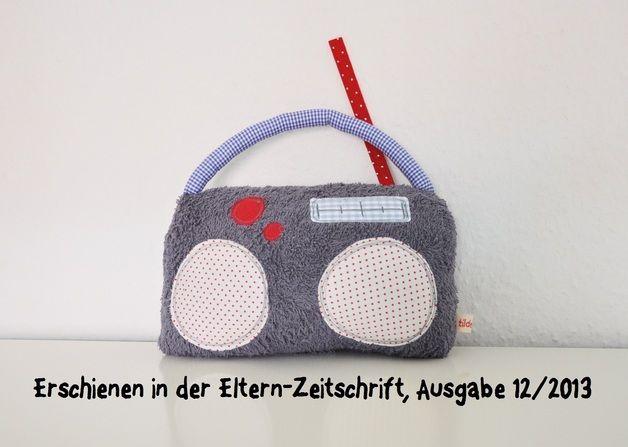 """Spieluhr Radio """"Fabelhafte Welt der Amelie"""""""