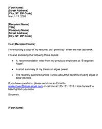 resume cover letter template httpwwwresumecareerinforesume - Example Of Cover Letters For Resume