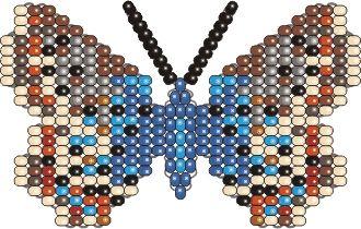 Butterfly (peyote stitch)