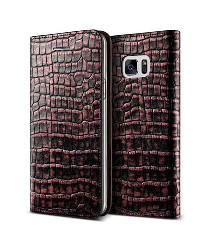 Galaxy Note 7 Genuine Croco Diary Series