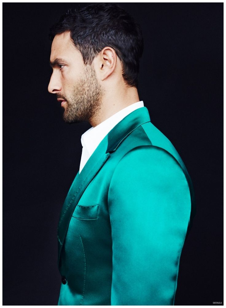 Details Tackles Colorful Spring Mens Suiting with Noah Mills + More