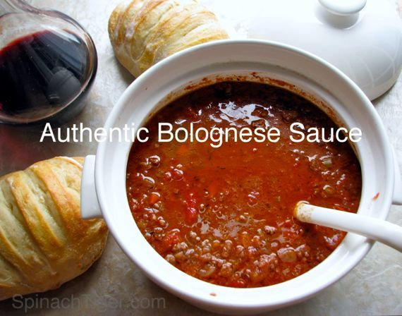 Cooking Italy: Bolognese Sauce with Fresh Pasta