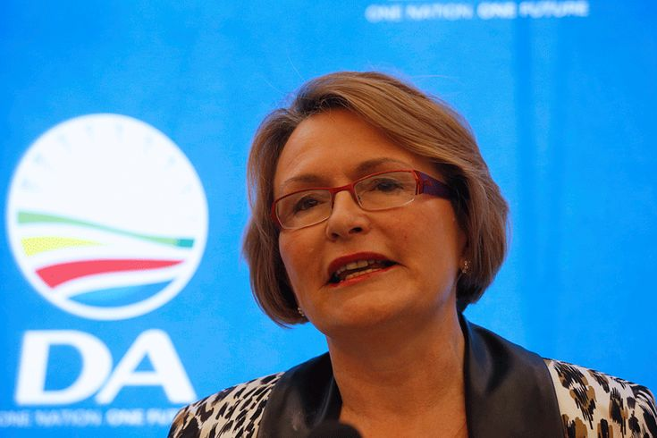 Please follow and like us: S Africa: Democratic Alliance Suspends Helen Zille Over Colonialism TweetsThe former head of South Africa's main opposition party has been suspended from party activities following…