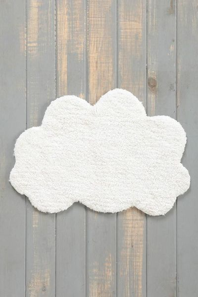 Restoration Hardware Baby and Child Sheepskin Cloud Wool Rug Look for Less