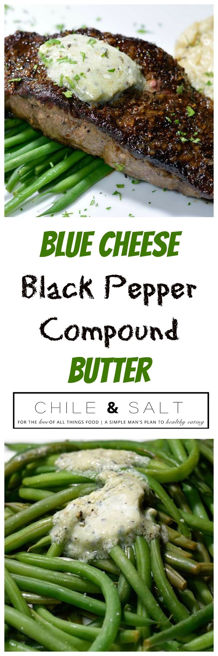 Compound butter, do you use them? They`re such an easy way to really take the flavor up a notch or three with meats, fish, chicken, vegetables or use as an instasauce kind of thing with pasta. Better yet they take all of about 5 minutes to make & are crazy versatile!
