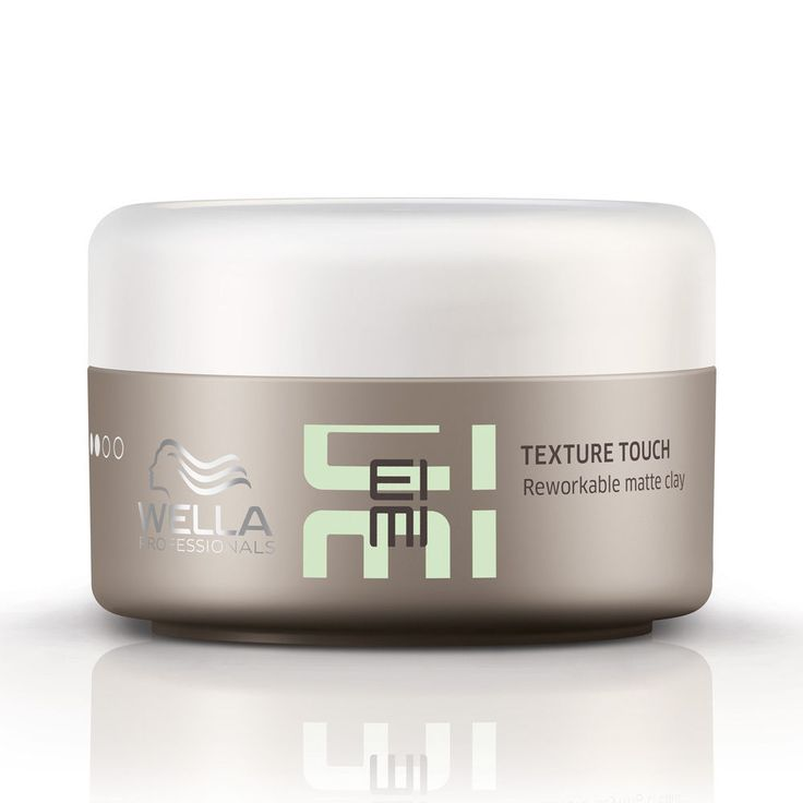 Wella Professionals EIMI Texture Touch Reworkable Matte Clay 2.5 oz / 75 ml #WellaProfessionals